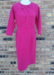 New York & Company Rose Pink Dress Size Small